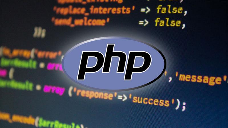 Illustration du cours PHP